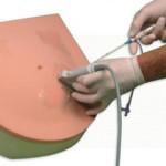 Ультразвуковова модель парацентеза Ultrasound Paracentesis Model PAC-10