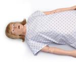 Високотехнологічний комп'ютеризований хірургічний манекен жінки Chloe™ S2100