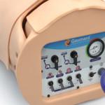 Розширений манекен HAL® S315.400 для відновлення прохідності дихальних шляхів