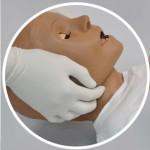 Універсальний тренажер для проведення процедур на верхніх дихальних шляхах у дитини 5 років PEDI® S314