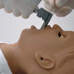 Універсальний тренажер для проведення процедур на верхніх дихальних шляхах у дитини 1 року PEDI® S312
