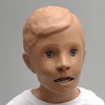 Манекен догляду за дитиною 5 років S150