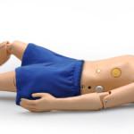 Мобільний дистанційний манекен однорічної (HAL® S3004) та 5-річної (HAL® S3005) дитини
