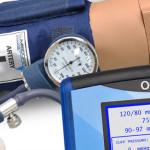 Тренажер для вимірювання кров'яного тиску з динаміками S415.100