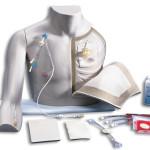 Тренажер грудини для катетеризації вен Chester Chest ™ V400P