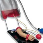 Модель руки новонародженої дитини для ін'єкцій S408